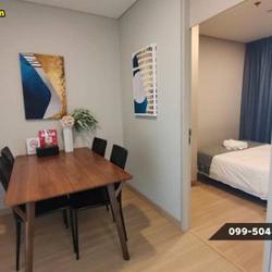 ให้เช่า คอนโด 2 ห้องนอน เครื่องใช้ครบครัน Lumpini Suite เพชรบุรี-มักกะสัน 43 ตรม. แถมยัง Built-In ทั้งห้องด้วยนะ รูปเล็กที่ 3