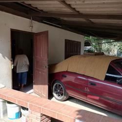 SS159ขายบ้านพร้อมที่ดิน114ตรว.ติดทางสาธารณประโยชน์ ที่เข้ามา รูปเล็กที่ 5