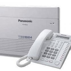 ตู้สาขาโทรศัพท์ panasonic ราคาถูก รุ่น KX-TES824BX 3 สายนอก 8 สายใน รูปเล็กที่ 1