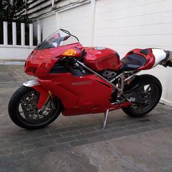 ขายรถมอเตอร์ไซต์  ducati  999s 2005 เขตสาทร กทม. รูปเล็กที่ 3