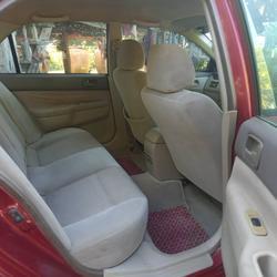 ขออนุญาต admin ขาย Mitsubishi cedia ปี 2003 1.6 auto พร้อมใช้ รถวิ่งดีมาก ระบบไฟฟ้าครบ รูปเล็กที่ 1