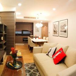 ขาย คอนโด For Sale Klass Langsuan Luxury condo on Langsuan rd. with Fully Furnished and Nice Decoration Klass หลังสวน 74 รูปเล็กที่ 1