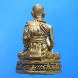 1354 พระหล่อรูปเหมือนหลวงพ่อ ทบ วัดพระพุทธบาทชนแดน ปี 2536  รูปเล็กที่ 3