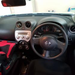 ขายรถเก๋ง Nissan March  2011 เขต ยานนาวา จังหวัด กทม. รูปเล็กที่ 5