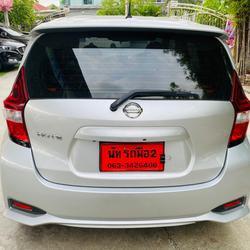 🌈ปี2020 Nissan Note 1.2  VLรุ่นTOP   🌈ไมล์แท้💯%  23,xxx กม. รูปเล็กที่ 4