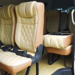 💥 TOYOTA COMMUTER 2.5 D4D 💥 โตโยต้า ปี 2011 กระจกไฟฟ้าเบาะหนังแต่ง VIP 5 แถวรถสวย รถตู้มือสอง แต่ง พร้อมใช้งาน รูปเล็กที่ 6