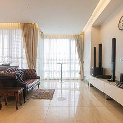 ให้เช่า คอนโด For rent The Infinity Condo ดิ อินฟินิตี้ คอนโดมิเนียม 272 ตรม. 272sqm. in the heart of Silom CBD Only one รูปเล็กที่ 4