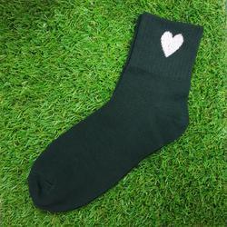ถุงเท้าแฟชั่น สีดำ รูปเล็กที่ 1