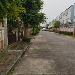 บ้านเดี่ยว หมู่บ้านนลินวิลล์ 5 ถนนเคหะร่มเกล้า ซอยมิสทีน รูปเล็กที่ 1