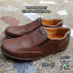 รองเท้าคัชชูหนัง แฟชั่นสำหรับผู้ชาย วัสดุหนังPU คุณภาพดี รูปเล็กที่ 2