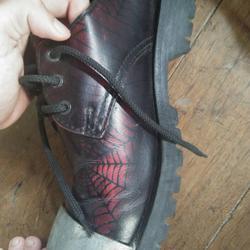 รองเท้าunderground แมงมุมเเดง 7uk รูปเล็กที่ 3