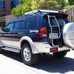 MITSUBISHI STRADA G-WAGON 2.8 GLS 4WD Rally Master ปี 2004 เกียร์AUTO 4X4 สภาพนางฟ้า  รูปเล็กที่ 2
