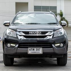 ปี 2016 Isuzu MU-X 3.0 4WD SUV 7 ที่นั่ง (DVD NAVI) ตัวTop รูปเล็กที่ 2
