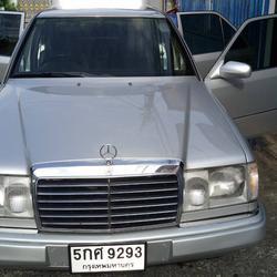 ขายรถเก๋ง Mercedez Benz W124 เขตบางเขน กรุงเทพ รูปเล็กที่ 1
