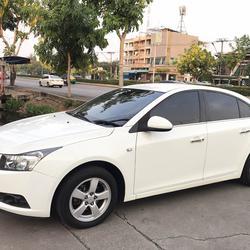 CHEVROLET CRUZE 1.8 LT auto ปี2011 สีขาว รถบ้านมือเดียวไม่มีชนสวยเดิม รูปเล็กที่ 1