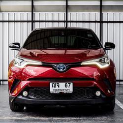 Toyota CHR HV Hi รุ่น Top สุด ปี 2019 เลขไมล์ 60,000 กิโล รูปเล็กที่ 2