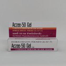 aczee-50 gel 20 gm. รูปเล็กที่ 1
