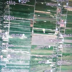 ขายที่ดินเปล่าในถนนลำลูกกาคลอง 9 จังหวัดปทุมธานี รูปเล็กที่ 1