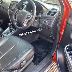 Mitsubishi Triton 4 Door 2.4 GT Plus ปี 2019 เกียร์AUTO รูปเล็กที่ 5