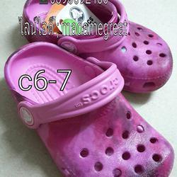 รองเท้าเด็ก crocs ของแท้จากนอกสภาพดี รูปเล็กที่ 1