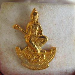1897 เข็มกัดเน็กไท้ อนุสรณ์ไว้อาลัยศาลาเฉลิมไทย 12 มี.ค. 253 รูปเล็กที่ 2