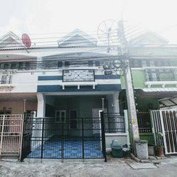 ขายทาวน์เฮ้าส์ 2 ชั้น หมู่บ้านบัวทองธานี