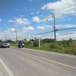 ขายที่ดินไทรน้อย 54ไร่ ติดถนนบ้านกล้วยไทรน้อย บางบัวทอง นนทบุรี ไร่ๆละ 5.5 ล้านาน  รูปเล็กที่ 4