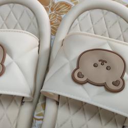 รองเท้าแตะน้องหมี ใส่สบาย รูปเล็กที่ 3