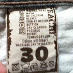 กางเกงยีนPeachijeans กระบอกเล็ก เอว30 รูปเล็กที่ 4