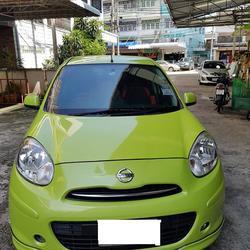 ขายรถเก๋ง Nissan March  2011 เขต ยานนาวา จังหวัด กทม. รูปเล็กที่ 1