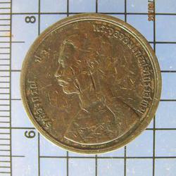 3890 เหรียญ ร.5 ทองแดง หนึ่งอัฐ รศ.124 หลังพระสยามเทวาธิราช  รูปเล็กที่ 2