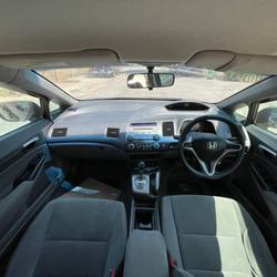 59 Honda Civic 1.8 S MNC (FD) ปี 2009 สีดำ  เกียร์ออโต้ รูปเล็กที่ 1
