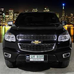 CHEVROLET #2ฒข2956 COLORADO NEW X-CAB 2.5 LT Z71 ( ABS - AIRBAG 2) รูปเล็กที่ 2