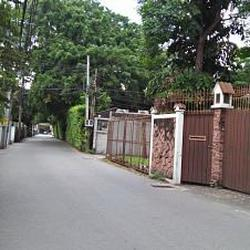 Rent land 404 sqm. closed road in the soi the tree covered s รูปเล็กที่ 3