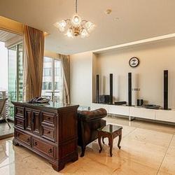 ให้เช่า คอนโด For rent The Infinity Condo ดิ อินฟินิตี้ คอนโดมิเนียม 272 ตรม. 272sqm. in the heart of Silom CBD Only one รูปเล็กที่ 2