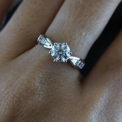 LINK SIAM แหวนเพชร แหวนคู่ แหวนหมั้น รูปเล็กที่ 3