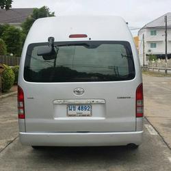 ขายรถตู้  TOYOTA  COMMUTER  2011 รูปเล็กที่ 3