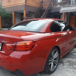 ขายรถเก๋ง BMW 420 D f32 เขตบางเขน กรุงเทพ ฯ 10230 รูปเล็กที่ 2