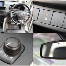 ขายรถปิคอัพ 4 ประตูยกสูง Mazda  BT50 Pro เขตปทุมวัน กทม รูปเล็กที่ 5