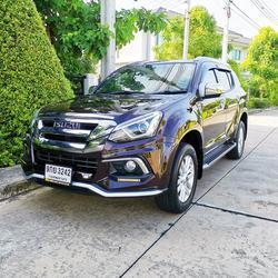 Isuzu MU-X 3.0 NAVI (ปี 2018) SUV AT รูปเล็กที่ 1