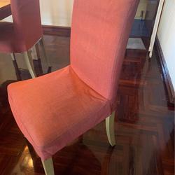ขายด่วน!!! โต๊ะ ikea 6 ที่นั่ง แถมเก้าอี้ 2 ตัว  รูปเล็กที่ 3