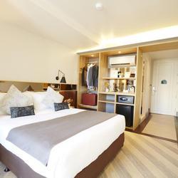 โรงแรมเปิดใหม่ ใจกลางกรุง ติดรถไฟฟ้า ราชเทวี รูปเล็กที่ 5