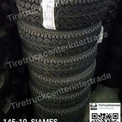 ยางสำหรับรถขนาด 145-10 SIAMES สามารถติดต่อสอบถามรายละเอียดได รูปเล็กที่ 1