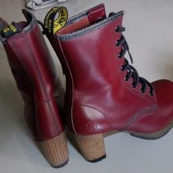 รองเท้า Dr. Martens SADIE High heeled ankle boots รูปเล็กที่ 1