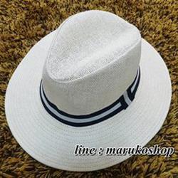 หมวกแฟชั่น หมวกไปทะเล หมวกปานามา สวยๆราคาถูกๆ รูปเล็กที่ 5