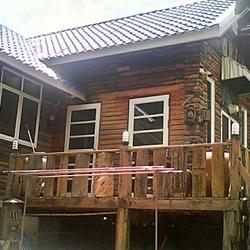 ขายบ้าน 2 หลัง ในที่ดิน 100 ตรว. (ติดตลาดนนทบุรี) 089-844-8404 รูปเล็กที่ 1