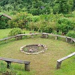 ขายบ้านโฮมสเตย์ ขนาดเล็กๆ สวยมากๆ ดอยสูง ป่าลึกบนดอย เชียงใหม่  อ.กัลยาณิวัฒนา ไปได้เส้นปาย-เส้นสะเมิง รูปเล็กที่ 1