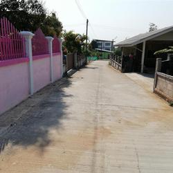 SS156ขายบ้านชั้นเดียวพร้อมที่ดิน0-2-09ไร่ติดทางสาธารณประโยชน รูปเล็กที่ 4