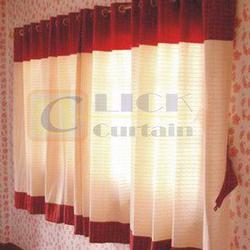 ร้านผ้าม่านสำเร็จรูป ( Click Curtain ) เราเป็นผู้ผลิตผ้าม่านสำเร็จรูปที่มีจำหน่ายหลากสไตล์ เช่น ม่านตอกตาไก่,ม่านคอกระเช รูปเล็กที่ 4