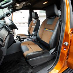 ซื้อเลย!! รถบ้านมือสอง สภาพนางฟ้า ไม่มีชนหนัก รับประกัน!!! FORD RANGER 2.2 WildTrak 2WD ดีเซล ปี2015/16 รูปเล็กที่ 4
